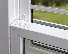 Easy Ventilation for Precision Weld Sash Windows from OKNA - Buschurs Home Improvement Center