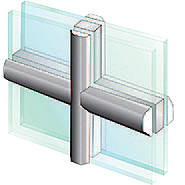Simulated Divided Light Grid Profile Options for OKNA Casement Windows installed by Buschurs Home Improvement