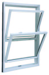 Buschur's Precision Weld Double Hung Windows