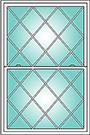 Diamond Grid Pattern