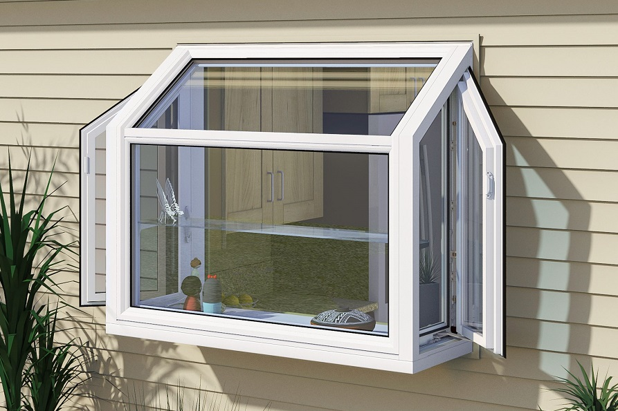 Buschurs Home Improvement Bay or Bow Windows in Dayton, OH
