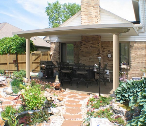 Patio Covers - Buschurs Home Improvement Center
