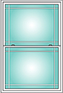 Praire Grid Pattern Options for OKNA Casement Windows installed by Buschurs Home Improvement