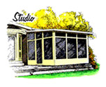 Studio Style Sunroom - 3 Season Room Design